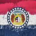 The Missouri Flag by JC Findley