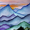 The Misty Mountains by Brenda Owen