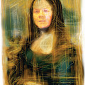 The Mona Lisa by Russell Pierce