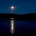 The Moon Over Saari-soljanen 2  by Jouko Lehto