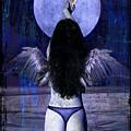 The Moon by Tammy Wetzel