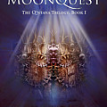The Moonquest Book Cover by Mark David Gerson