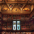 The Morgan Library Window by Jessica Jenney
