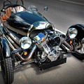The Morgan Three Wheeler by David Patterson