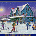 The Morning After At Campton New Hampshire by Nancy Griswold