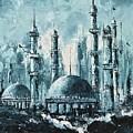 The Mosque-2 by Nizar MacNojia