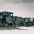 The Most Northern Train? by James Billings