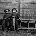 The Mott Street Boys by Jacob Riis