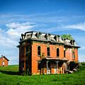 The Mudhouse Mansion In Ohio by Matt Shiffler