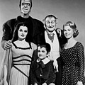The Munster Family Portrait by Pd