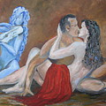 The Muse by Dari Artist