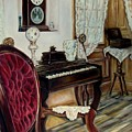 The Music Room by Carole Spandau