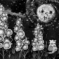 The Mysterious Garden by Anna Belanger