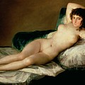 The Naked Maja by Goya
