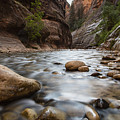 The Narrows Zion National Park by John McGraw