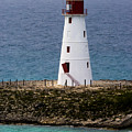 The Nassau Lighthouse by Ed Gleichman