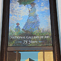 The National Gallery Of Art Is 75 Years Old by Cora Wandel