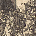 The Nativity by Heinrich Aldegrever