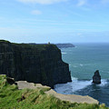 The Needle Rock Formation On The Cliff's Of Moher by DejaVu Designs