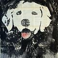 The Neighbor's Dog .  by Marat Cherny