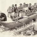 The New Canoe by Judith Kunzle