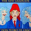 The New Graduate by Don Pedro DE GRACIA