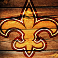 The New Orleans Saints 3b by Brian Reaves
