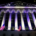 The New York Stock Exchange by Ed Weidman
