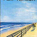 The New Yorker Cover - April 1st, 1967 by Arthur Getz