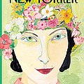 The New Yorker Cover - April 8th, 1996 by Maira Kalman