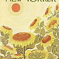 The New Yorker Cover - August 24th, 1968 by Conde Nast
