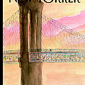 The New Yorker Cover - December 4th, 2000 by Jean-Jacques Sempe