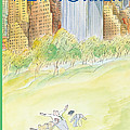 The New Yorker Cover - May 18th, 1998 by Jean-Jacques Sempe