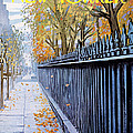 Autumn In New York by Arthur Getz