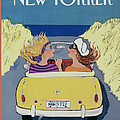 The New Yorker Cover - September 18th, 1989 by Barbara Westman
