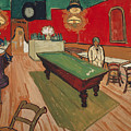 The Night Cafe In Arles by Vincent van Gogh