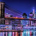 The Night Glow 2 by Theodore Jones