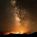 The Night Heaven Struck The Earth by Brad Hancock
