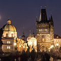 The Nights Of Prague by Didier Marti