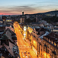 The Nights Of Sarajevo by Didier Marti