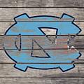 The North Carolina Tarheels 3b  by Brian Reaves