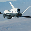The Northrop Grumman-built Triton Unmanned Aircraft System by Celestial Images