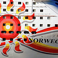 The Norwegian Sun Bow by Susanne Van Hulst