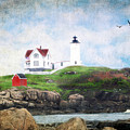 The Nubble by Darren Fisher