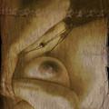 The Nude by Angel Ciesniarska