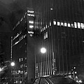 The Ny Daily News Building by Underwood Archives