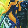 The Oak Queen by Jennifer Christenson