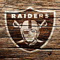 The Oakland Raiders 1f by Brian Reaves