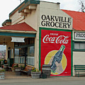 The Oakville Grocery by Suzanne Gaff