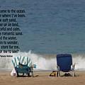 The Ocean by Pamela Walton